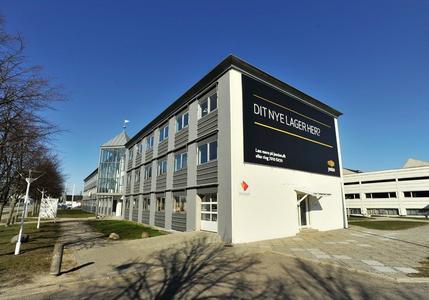 rhvervslokaler Brøndby