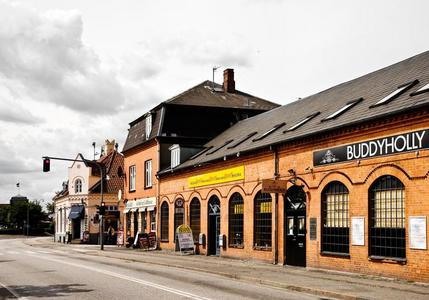 Erhvervslokaler Roskilde